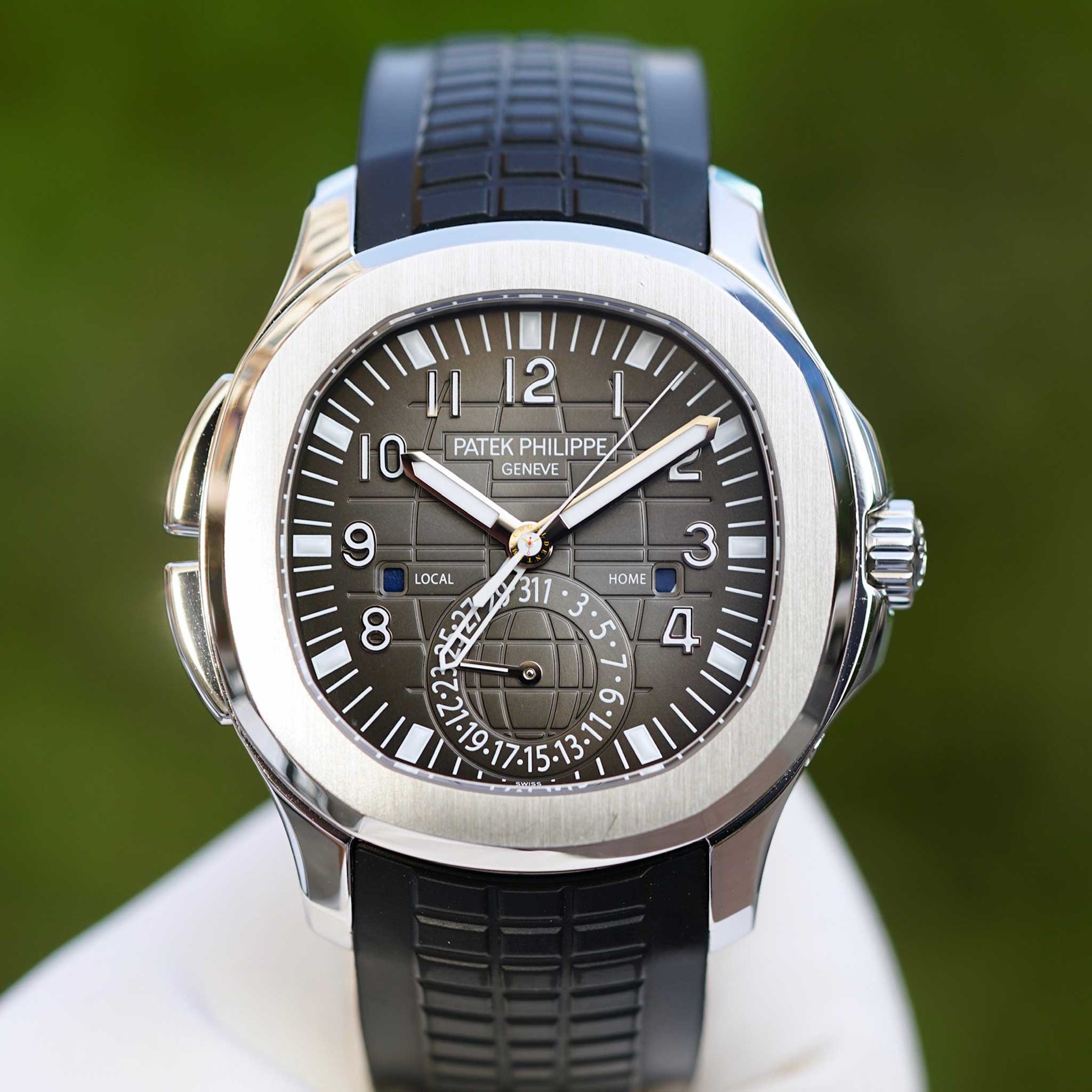 Patek Philippe Aquanaut Travel Time 5164A