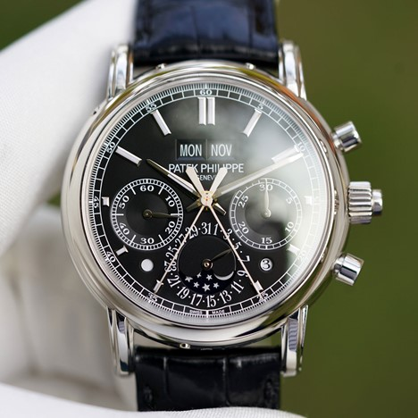 Patek Philippe Grand Complications perpetual Calendar Split-Seconds 5204P