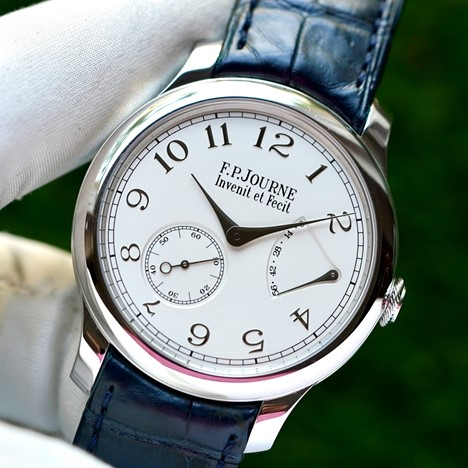 F. P  Journe chronometer souveraine