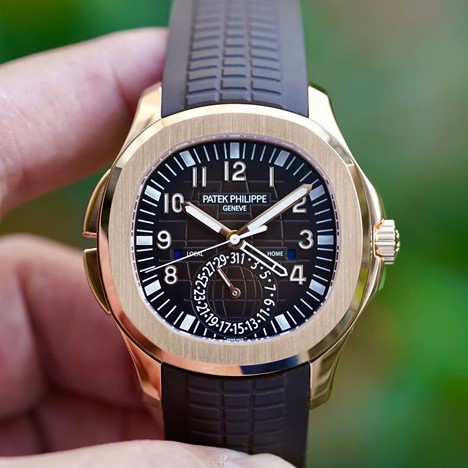 Patek Philippe Aquanaut Travel Time 5164R