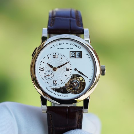 A Lange & Söhne Grand Lange1 Tourbillon Homage to F.A.LANGE