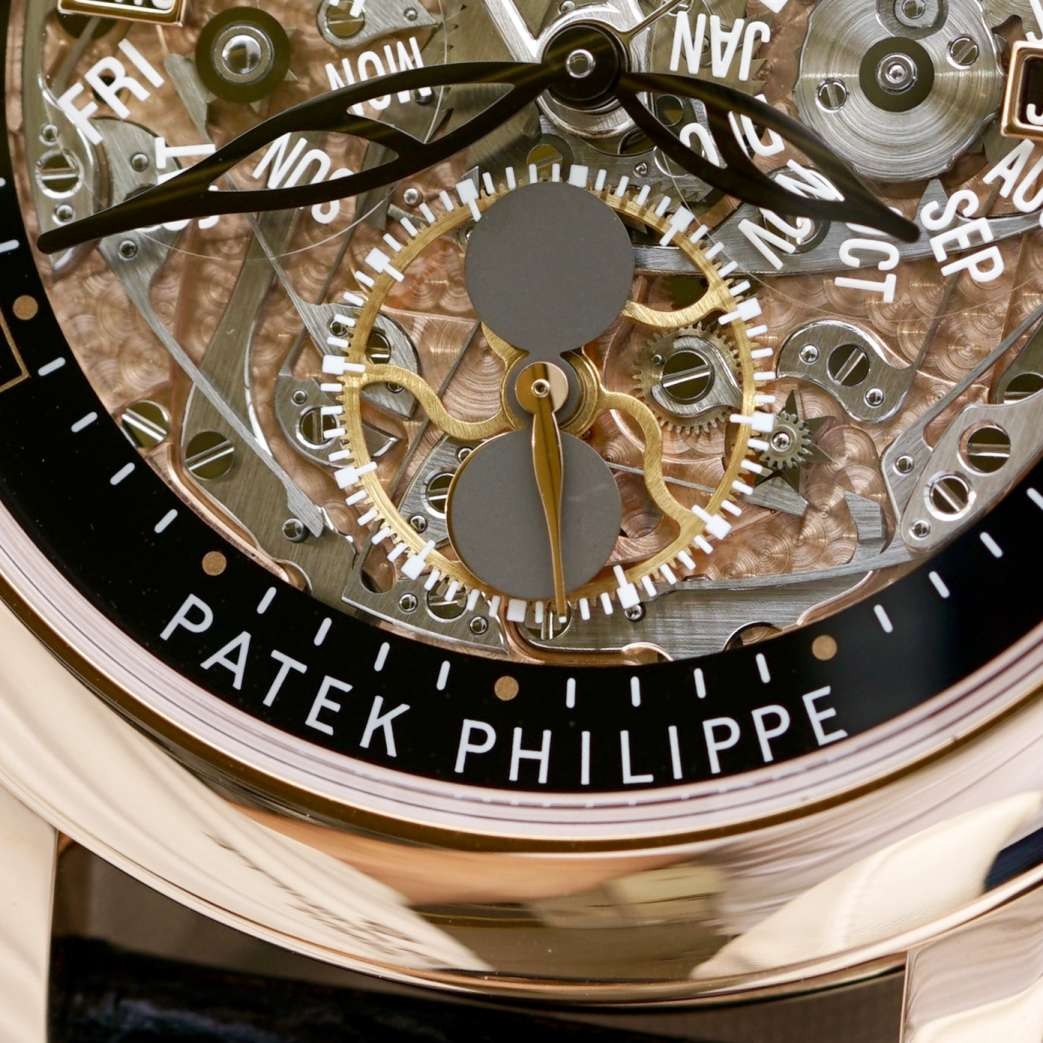 Luxury Patek Philippe Grand Complications Skeleton