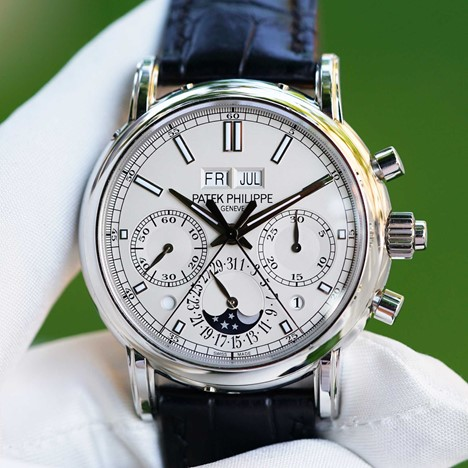 Patek Philippe Grand Complications 5204P perpetual Calendar Split-Seconds