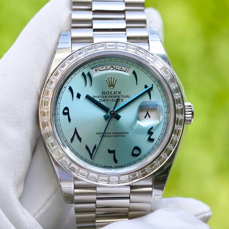 Rolex Daydate President Arabic/Hindi 228396TBR