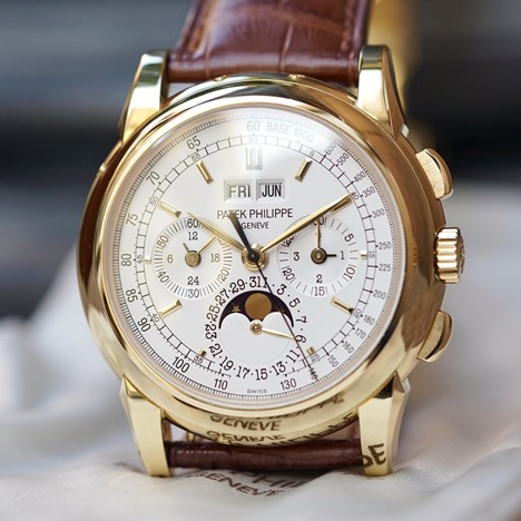 Patek Philippe Grand Complications Chronograph Perpetual Calendar 5970J