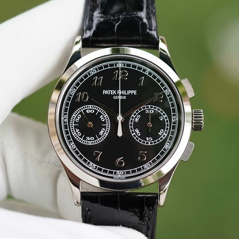 Patek Philippe Complications Classic Chronograph 5170G Breguet Numerals