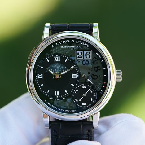 A LANGE & SÖHNE Grand Lange1 MOONPHASE LUMEN