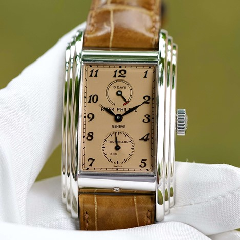 Patek Philippe Gondolo 10days Tourbillon