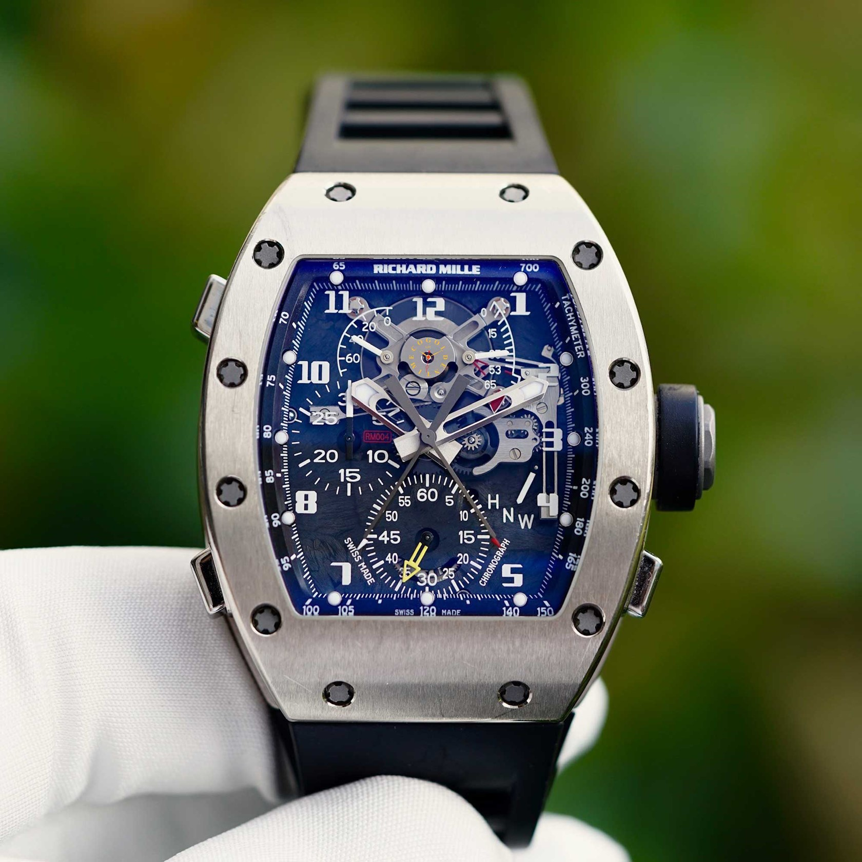 Richard Mille Split-Seconds RM004