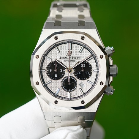 Audemars Piguet Royal Oak Chronograph Panda Dial